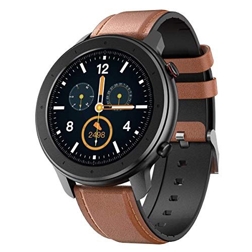 Smart Watch for Android and iOS Phone Smartwatch IP68 Waterproof