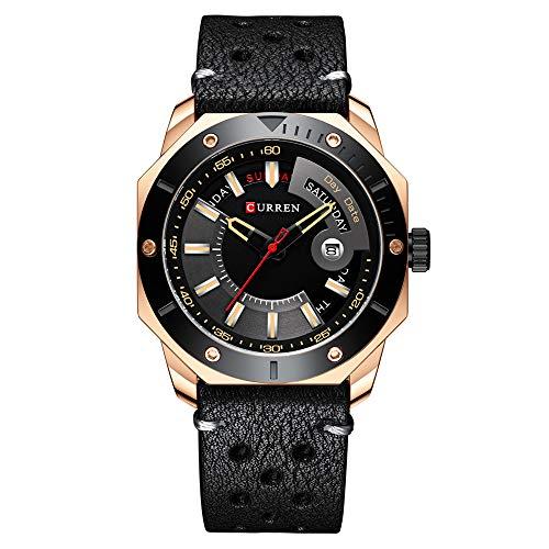 Men Watch Quartz Wristwatch Sports Watches Clock