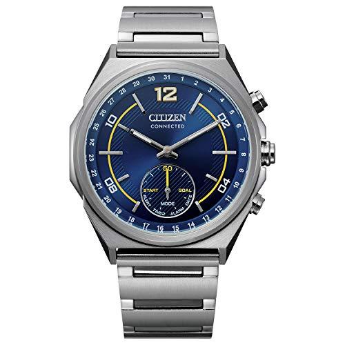 Citizen Quartz Watch with Stainless Steel Strap