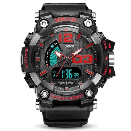 Riforla Digital Watch, Mens Watches Outdoor Sports Waterproof