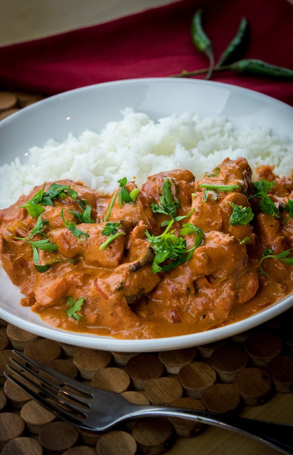 Chicken Tikka Masala