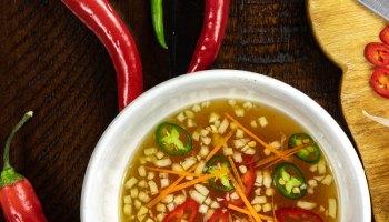 Vietnamese Fish Dipping Sauce