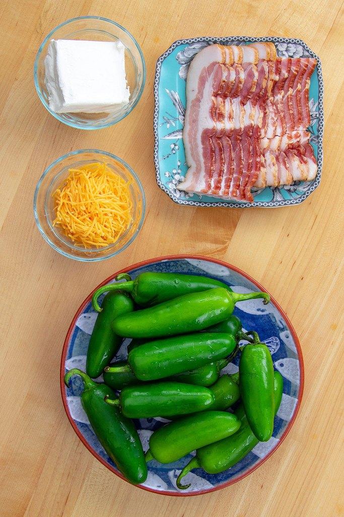 Jalapeno Popper Ingredients