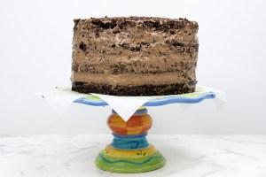 Refrigerate the cake