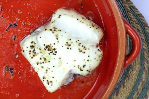 Baked Chilean Sea Bass Fillets