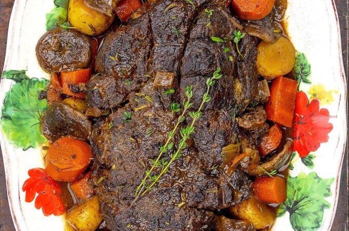 Oven Baked Pot Roast