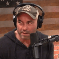 "Joe Rogan Becomes Concerned When ""Random"" People Show Up At His Studio During Live Podcast..."