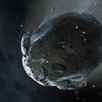 NASA: MILE-WIDE Asteroid With Its Own MINI MOON Set To Skim Earth