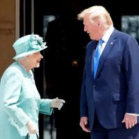 "Insider: Queen Elizabeth Praised Trump In Now-Deleted Interview, Called Him An ""Amazing Person"" With A ""Good Heart"" And Said ""In Another Life, He Could Be My Son"""
