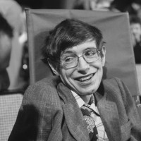 Stephen Hawking Pictured On Jeffrey Epstein's 'Island Of Sin'