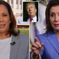 DNC Whistleblower Pleads For Help, Claims Both Kamala Harris And Nancy Pelosi Are Behind The Rampant Election Fraud We're Witnessing