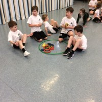 Fitness Friday in year three