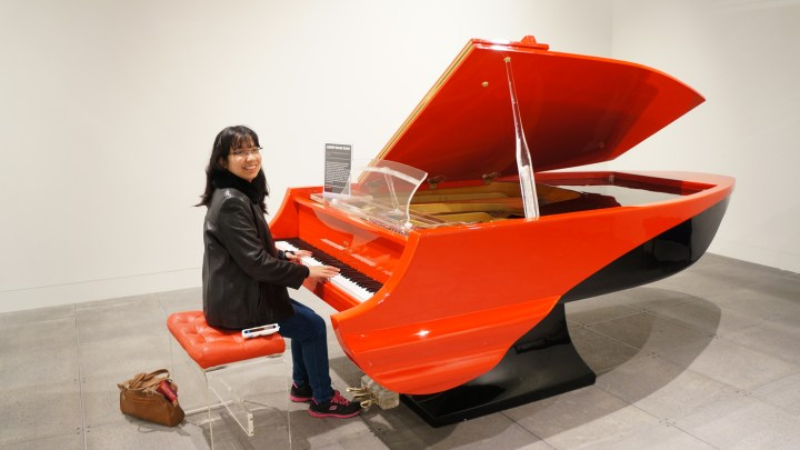 Roots of NMC piano display