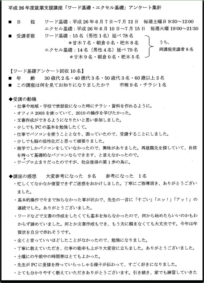 201407アンケート1
