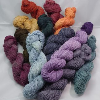 Greensboro Bend BFL 3ply Fingering Yarn