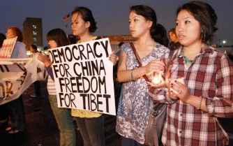 Freedom for Tibet