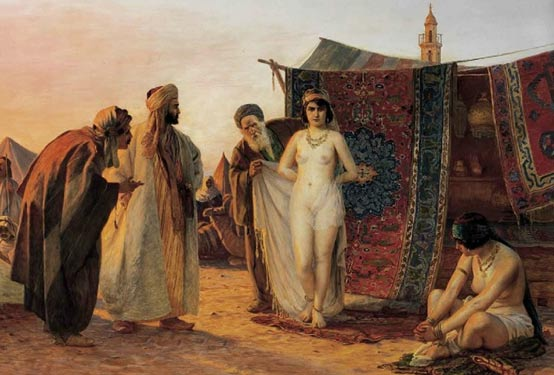 The Islamic Trade in European Slaves