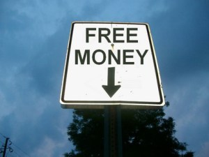 Free money for asylum seekers