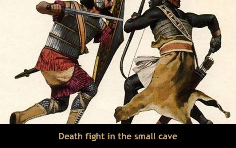 Clovistia Ancient battle
