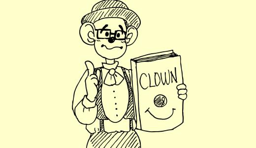 【中止】2020年4月4日(土)基本のき講座~「クラウンメイクで大変身」
