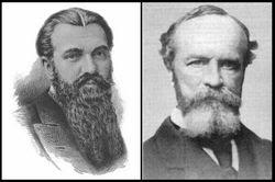 William Clifford et William James