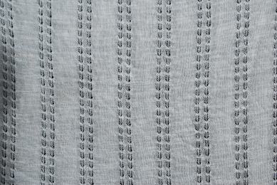 Knit Fabric Off white