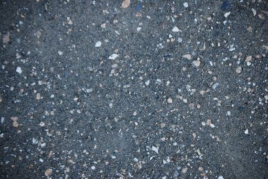 Speckled Concrete