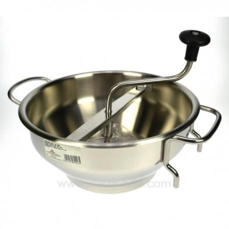 presse puree inox 32 cm la cuisine 991lc60031 ref 991lc60031