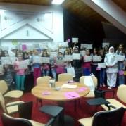 Ljetna škola Human Appeal International-a 2014 za tinejdžerke