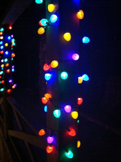 Rgb Led Holiday Lights