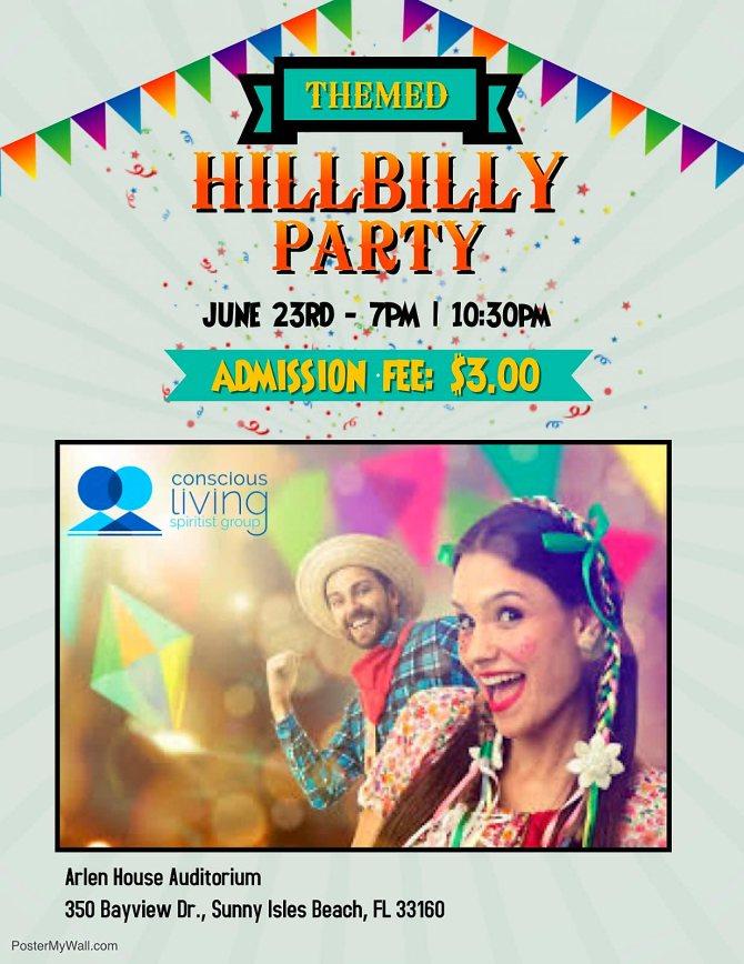 Hillbilly Party (Festa Junina)