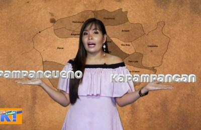 Are you Pampangueño or Kapampangan?   Ating Kaming K!
