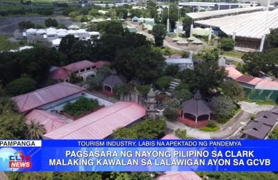 Pagsasara ng Nayong Pilipino sa Clark malaking kawalan sa lalawigan ayon sa Greater Clark Visitors Bureau | PAMPANGA News