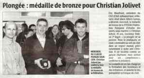 La République du Centre – 17/03/2006