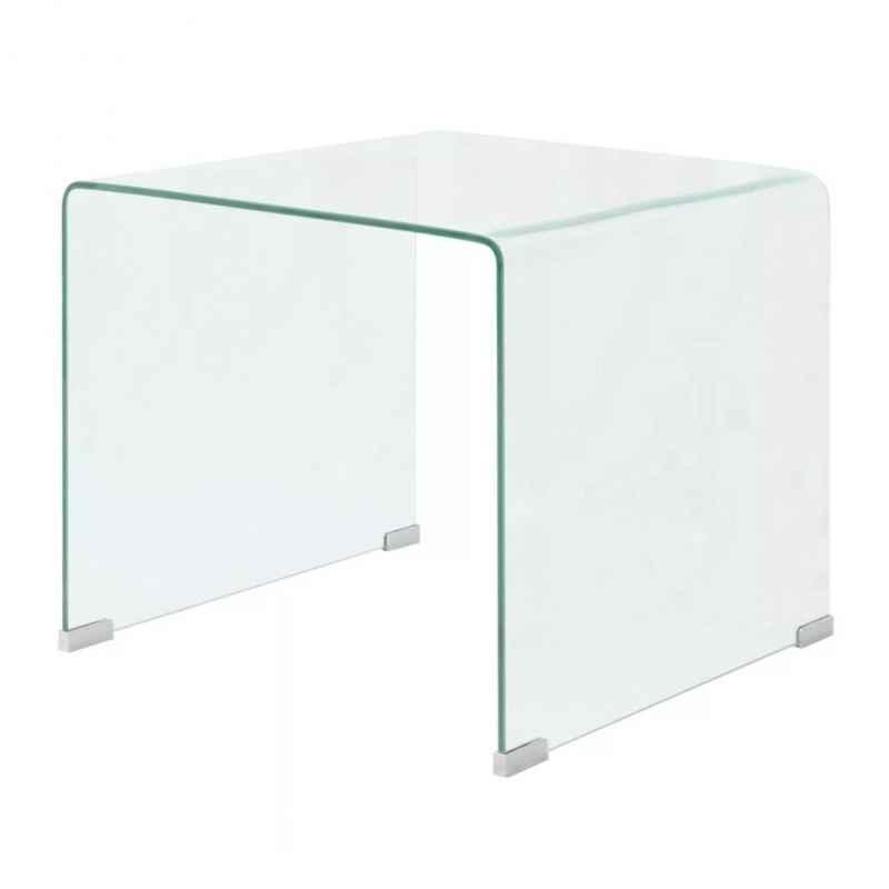 table gigogne verre trempe mm