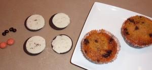 Cupcakes chouettes - recette cupcakes - recette decoration cupcakes - recette halloween 1