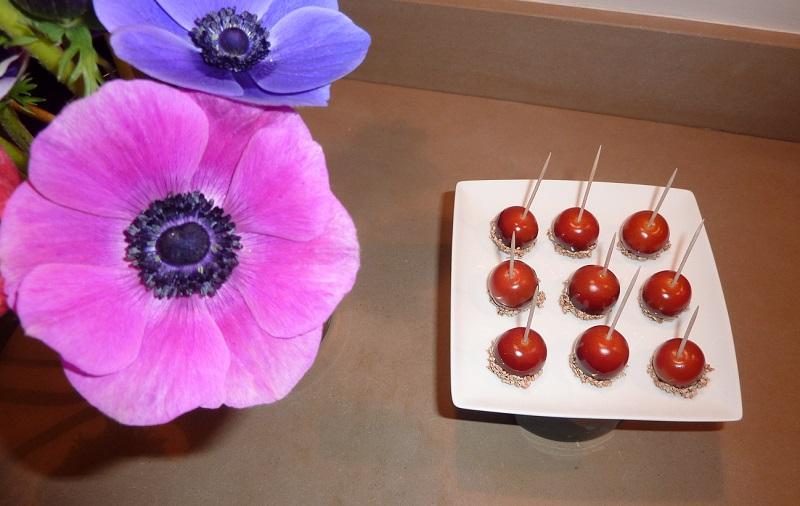 Tomates d'amour - recette st valentin - recette saint valentin - recette tomates cerises 3
