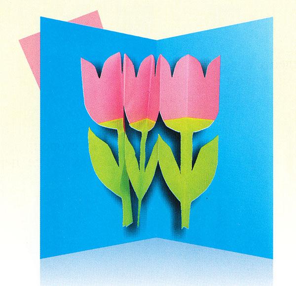 Простая красивая открытка к 8 марта, картинки