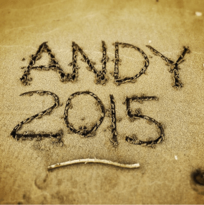 ANDY 2015 sand