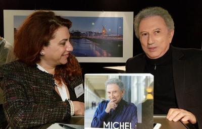 michel drucker salon du livre de genève 2019 Club du livre