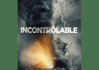 Livre : Incontrôlable, André-Anne Chevrier