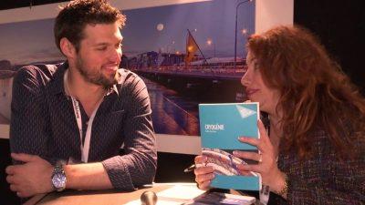 Interview Geoffrey Jean-Van Hamme