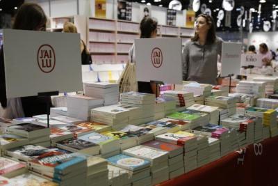 Salon du Livre de Genève 2018 Palexpo