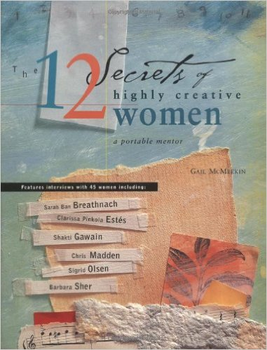 "Buchtipp: ""12 Secrets of Highly Creative Women"" – ein Buch als Mentor"