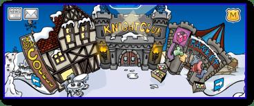 Publicar la imagen de Club Penguin Partido Medieval 2009