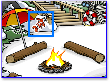 Post image for Club Penguin Cheats - Koi Fish Pin