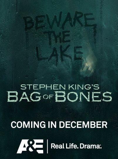 bag of bones promo poster 2