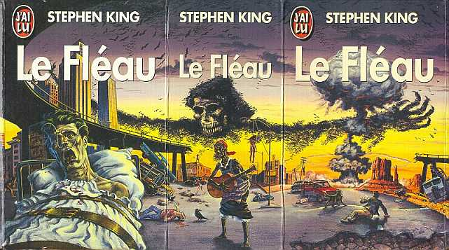 """Résultat de recherche d'images pour """"le fléau stephen king"""""""