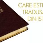 cea mai tradusa carte