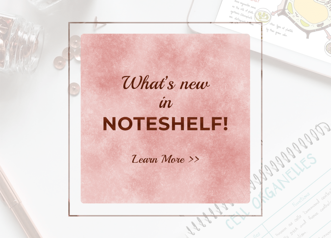 What's new in Noteshelf v 7.0